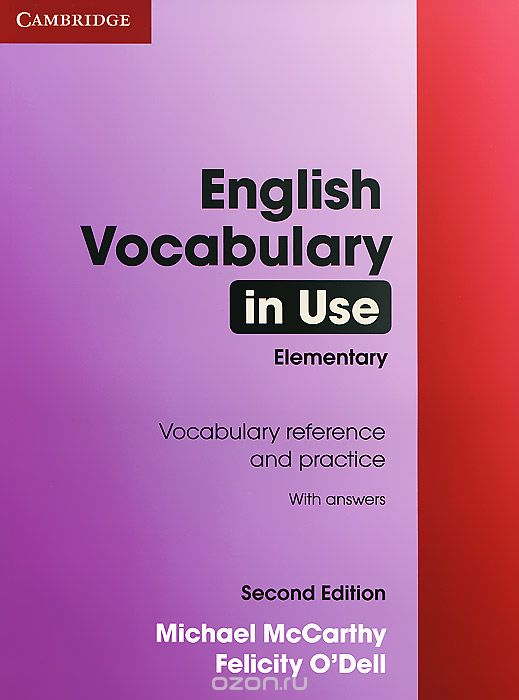 English Vocabulary in Use (McCarthy)