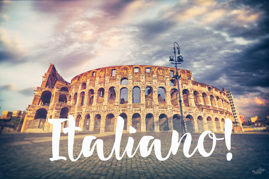 Защищено: 12-недельный план для изучения итальянского с нуля