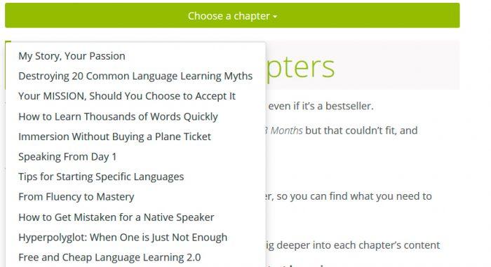 "Книга ""The Language Hacking Guide"""