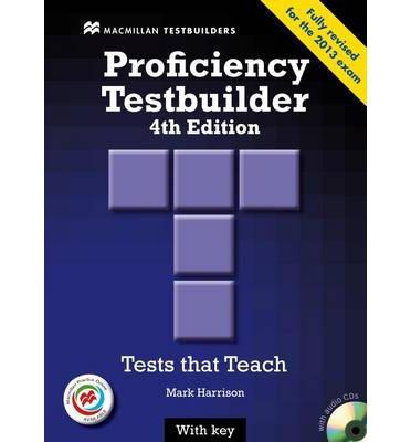 Учебник Proficiency testbuilder