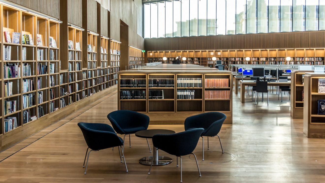 Библиотеки бывают хорошие и хорошие