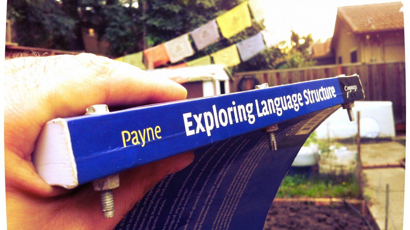 Лингвистика для полиглотов, или Как узнать про свой язык немного больше
