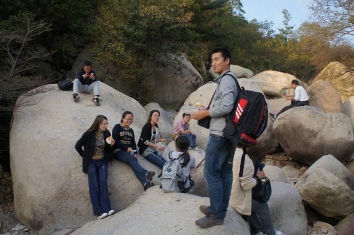 Горы Лаошань