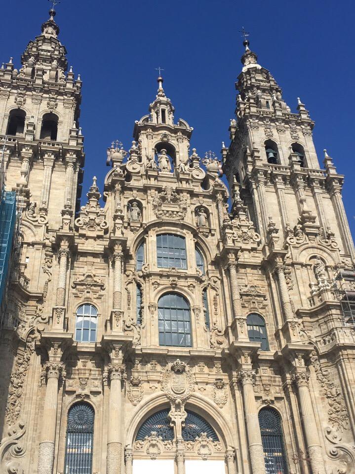 Камино де Сантьяго и изучение иностранного языка