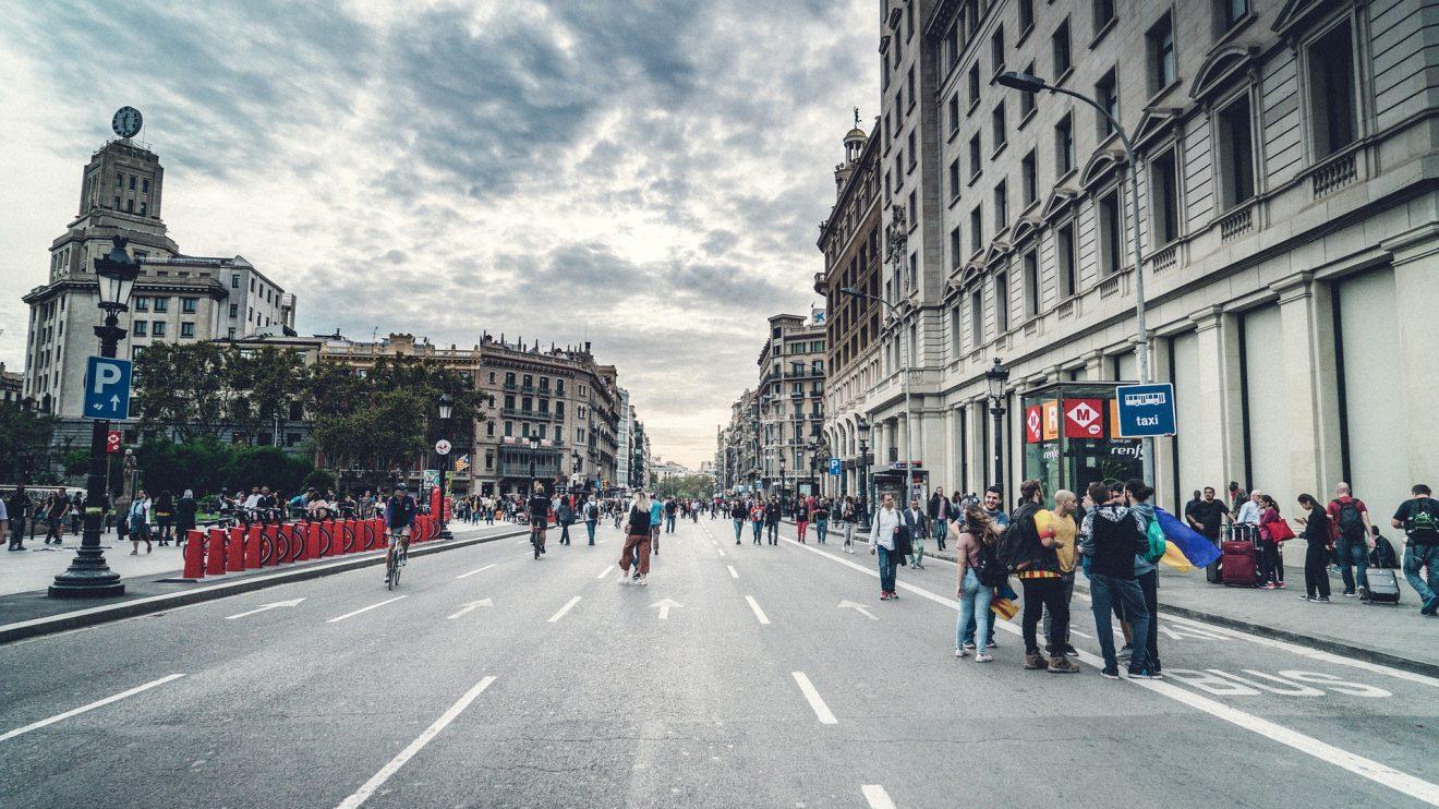 Соревнования по городскому ориентированию: когда не ты выбираешь путешествие, а оно тебя