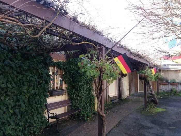 «Германская» деревушка для туристов Handorf