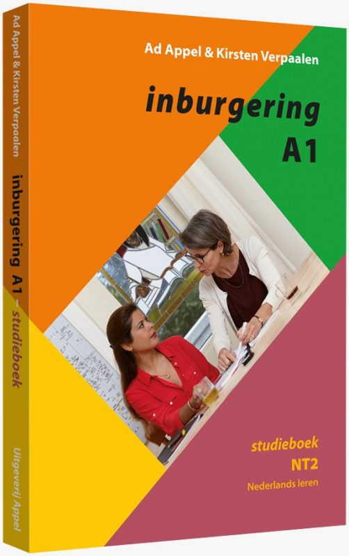 Inburgeringsexamen A1 от Ad Appel