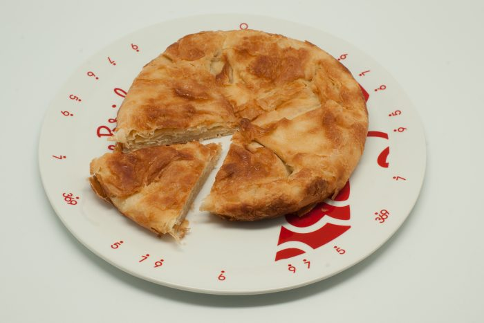«Масляный пирог» кунь-аман