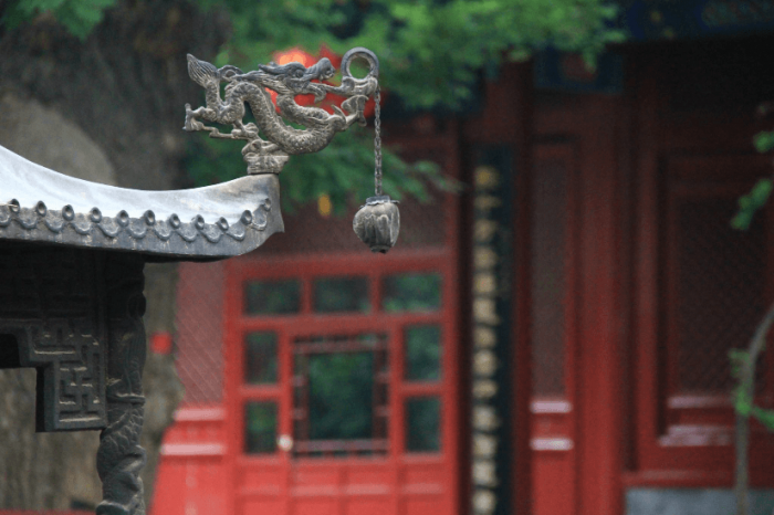 Буддийский храм Фаюань