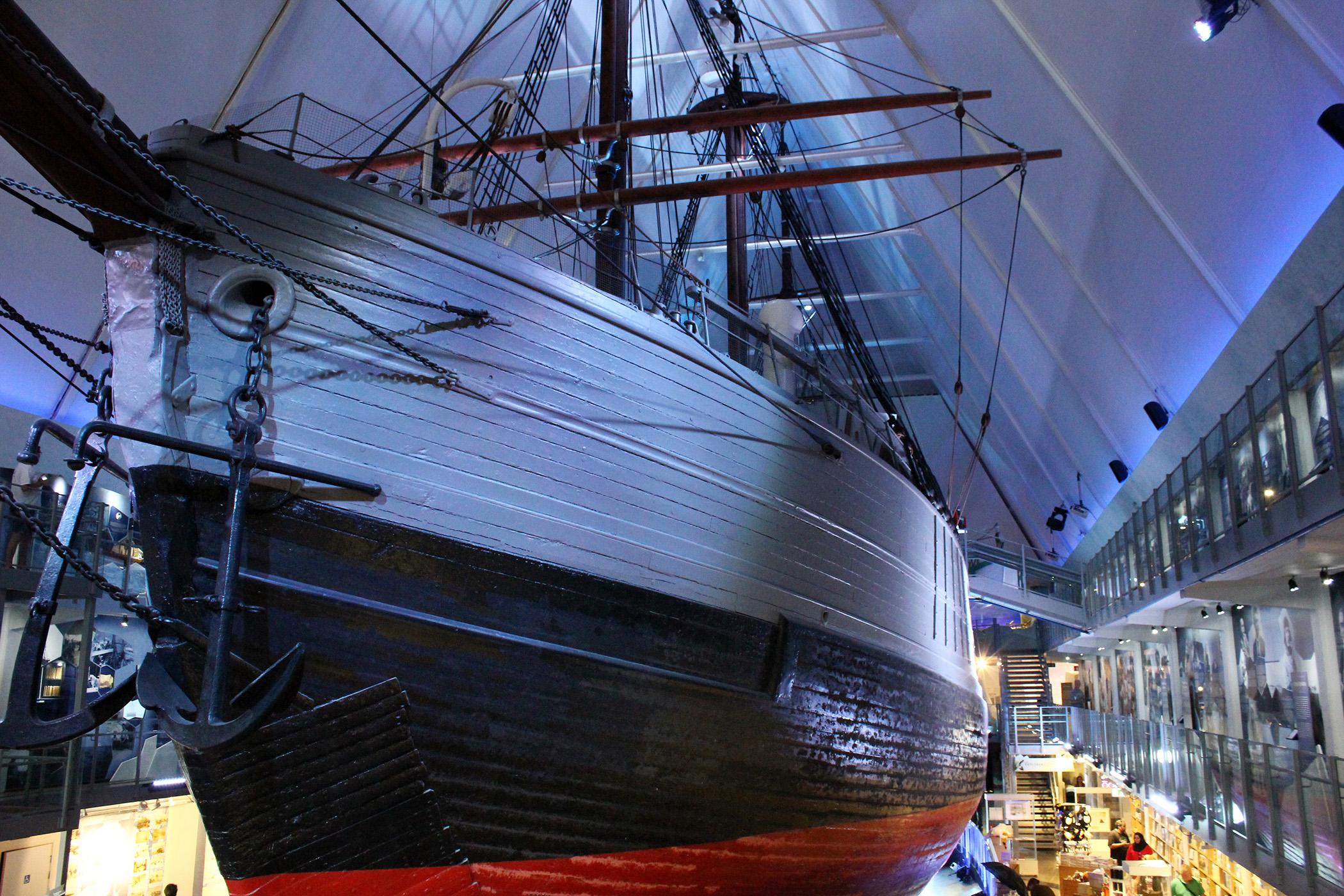 Музей полярного корабля Fram