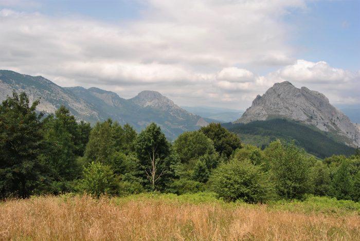 Гора Анбото