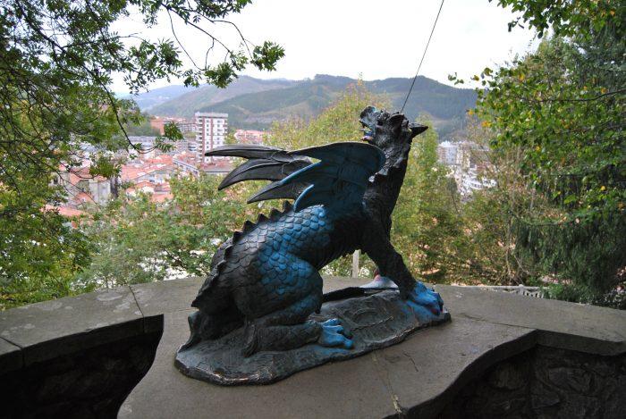 Дракон в Аррасате/Мондрагоне