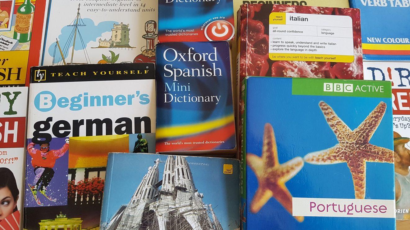 Путь в тысячу языков начинается с одного слова
