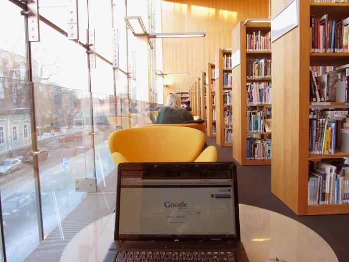 Библиотека для самостоятельной работы