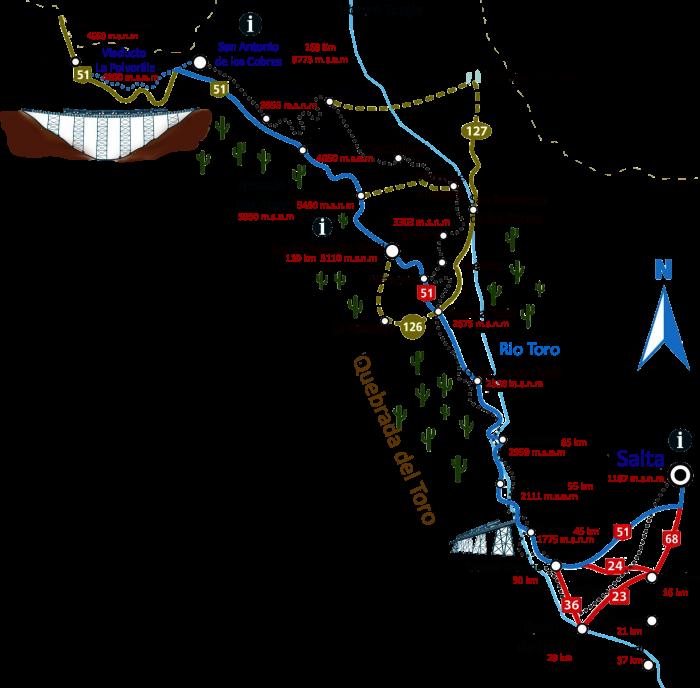 Маршрут поезда в облака