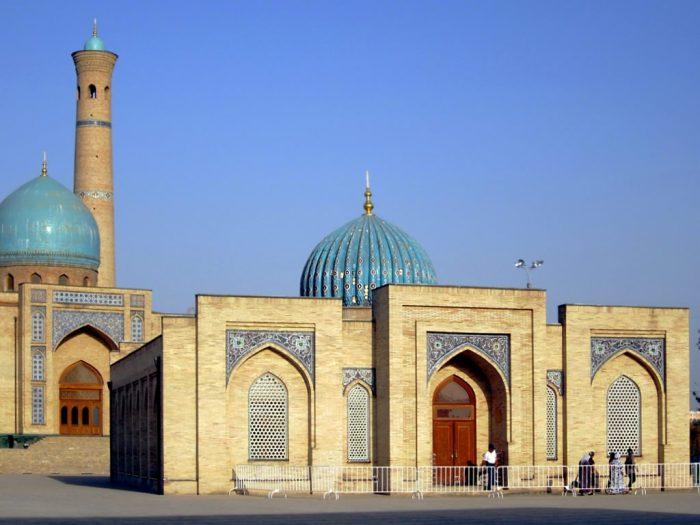 Мечеть Тилла-Шейх в Ташкенте