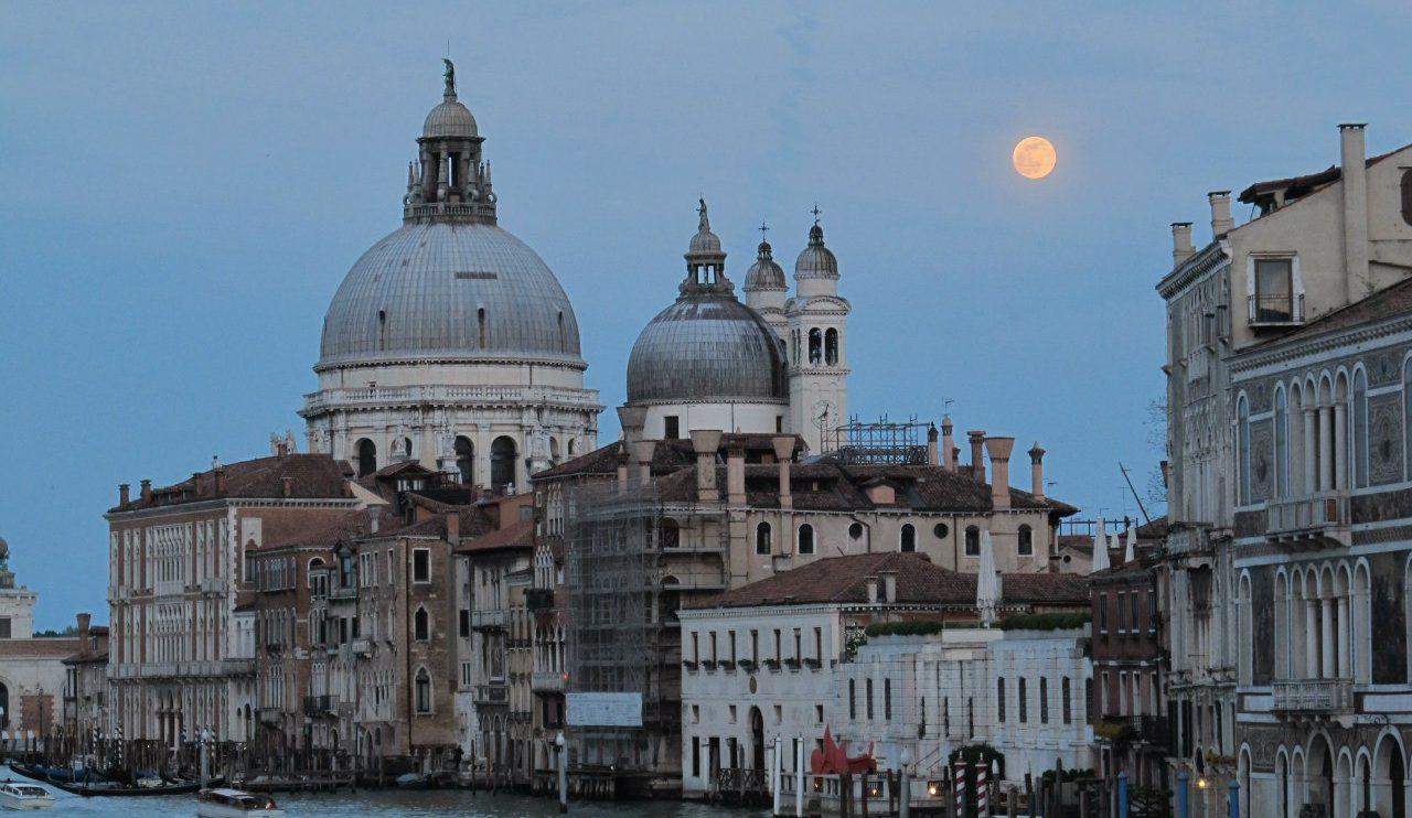 Венеция как чудо: книги-путешествия