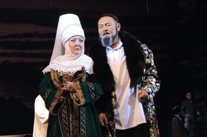 Традиционная казахская одежда