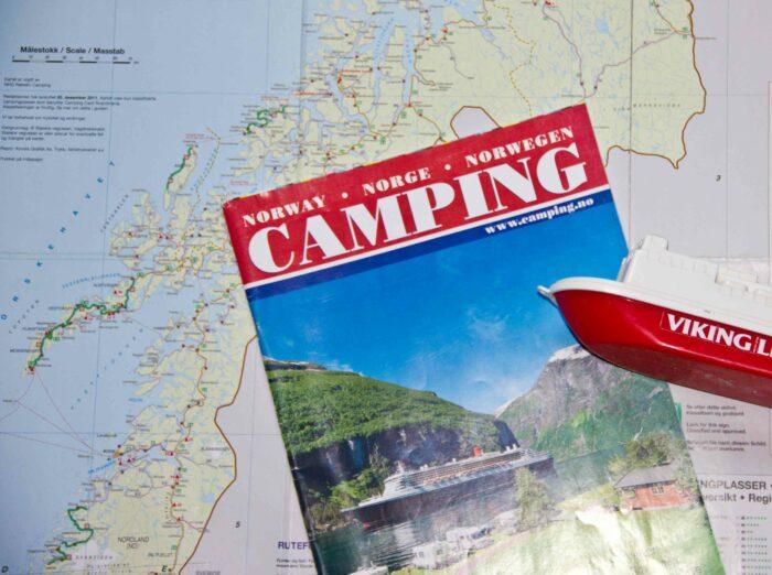 Карта-буклет